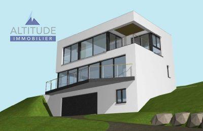 Projet d'une villa à Icogne