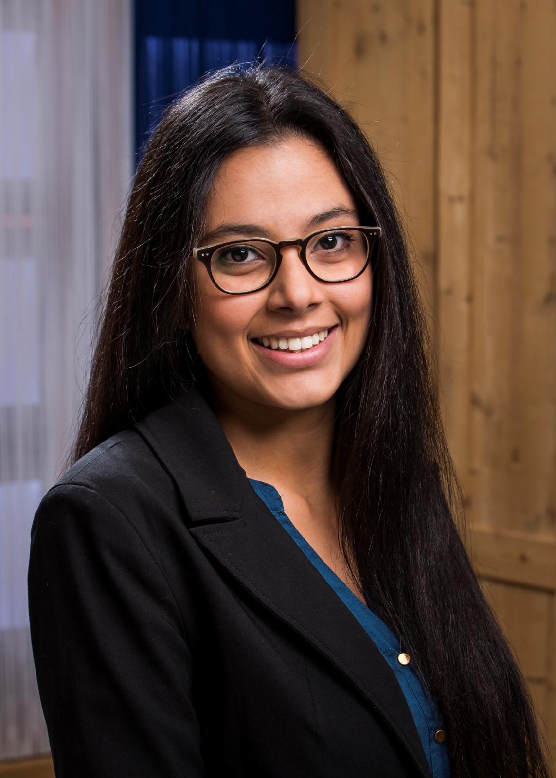 Sarah Bonvin